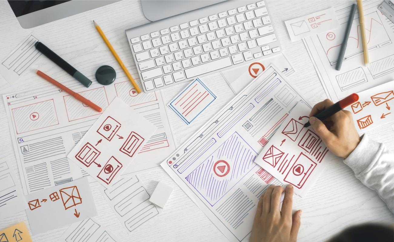 faire les plans pour créer un site web pour votre entreprise