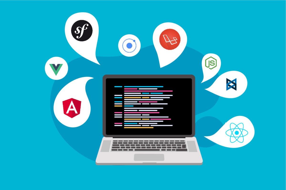 Framework web les plus utilisés 2021